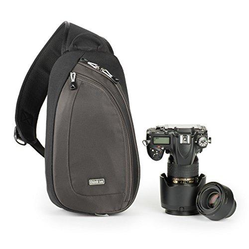 THINK TANK Tumstyle 10 V2 Messenger Bag, 75 cm, Black (Negro)