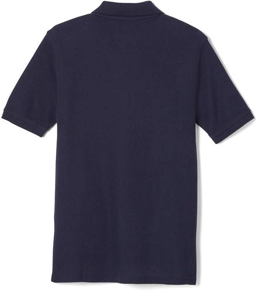 French Toast Boys Short Sleeve Pique Polo Shirt Original