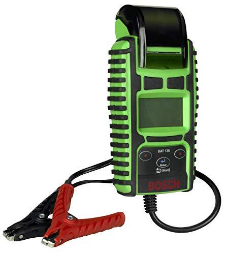 Bosch 1699200244 Batterietester BAT 135 mit integriertem Drucker
