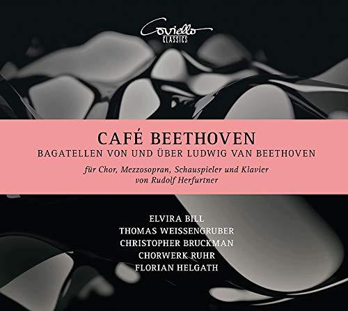 Café Beethoven - Bagatellen von und über Ludwig van Beethoven