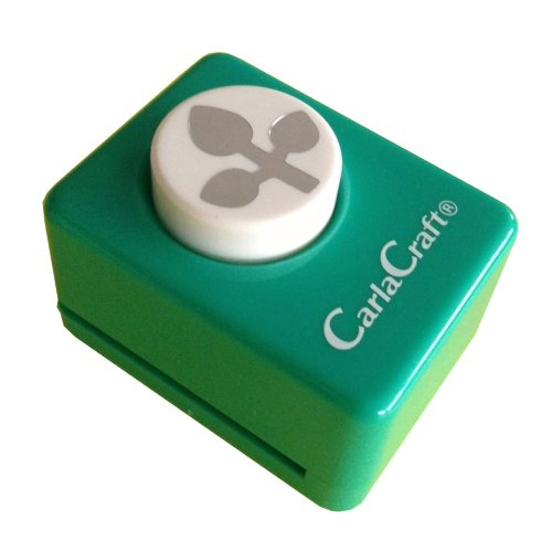 カール事務器 クラフトパンチ スモールサイズ サニーリーフ CP-1N