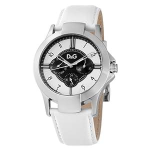 Dolce & Gabbana – Reloj de Unisex, Correa de Piel – Color