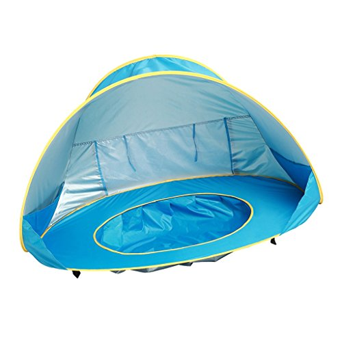 Toygogo Baby Beach Tent Up Canopy for Toddlers And Children under 3 Years.