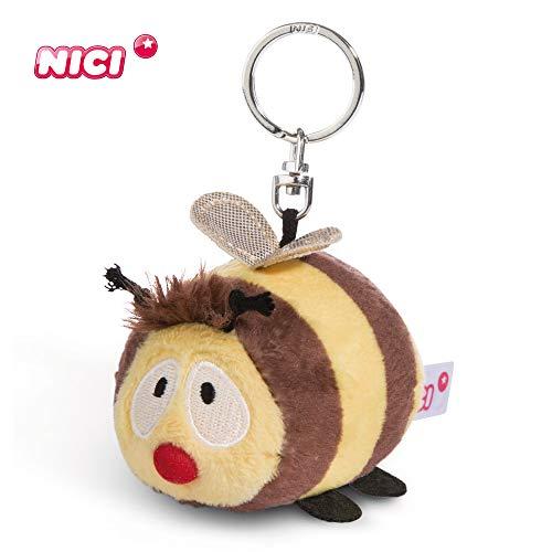 NICI sleutelhanger pluche dier bij 10 cm – bij knuffeldier hanger met sleutelring voor sleutelhanger, sleutelhanger, sleutelhanger & sleutelhanger – zakhanger – 44478