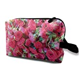 Casual Flower World Travel Storage Bag Receive Bag