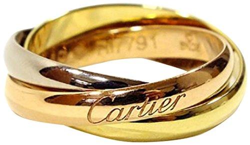 CARTIER カルティエ リング トリニティリング [リクエスト注文/選べるサイズ] Sモデル 指輪 プレゼント リクエスト 女性 レディースリクエスト販売50(10号)