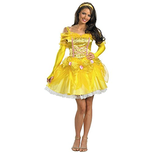 Sassy Belle Adult Costume - Medium
