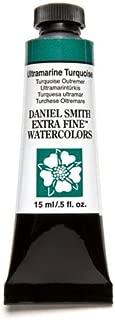 DANIEL SMITH Extra Fine Watercolor 15ml Paint Tube, Ultramarine Turquoise