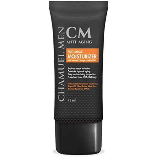 Chamuel hombre Skincare Post afeitado loción–Antienvejecimiento All...