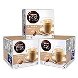 Cafe Dolce gusto CORTADO | NESTLE Pack 3 cajas de 18 capsulas cada una