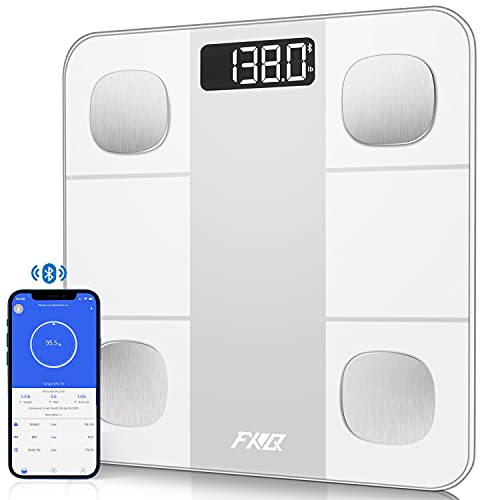 Scales for Body Weight and Fat Bluetooth Digital Scale for...