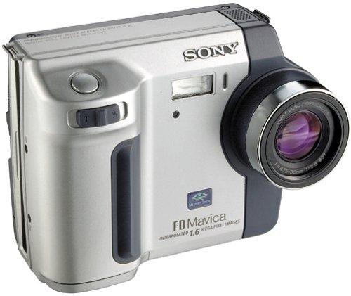Mavica FD92 Digital Camera