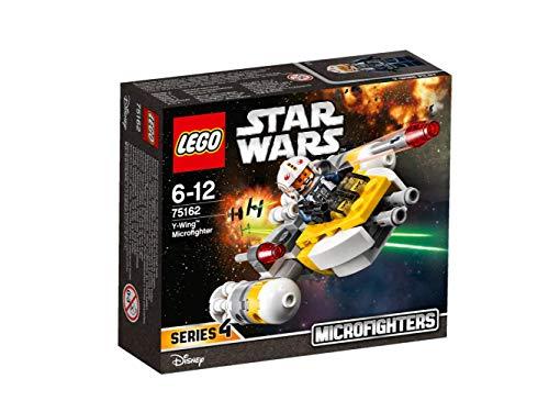 LEGO 75162 - Set Costruzioni Microfighter Y Wing