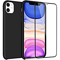 HoneyAKE iPhone 11 Case with Screen Protector