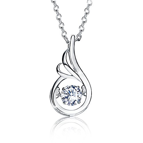 Guardian Angels Wing Necklace for Women $6.49 (54% Off)