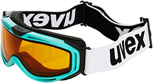 Uvex Skibrille Hypersonic Pure Modell 2014 in div. Farben türkis Turquise Größe 1