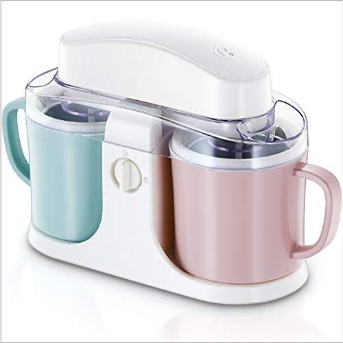 ALY Speiseeisbereiter, Professionelle Eismaschine Elektrisch, passend für Küchenmaschinen, doppelwandig, max. 1L EIS, Rührwerkzeug