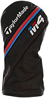 TaylorMade 2018 M4 Driver Headcover Black/Blue/Red