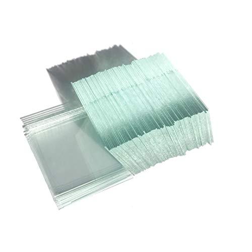 Cubierta de cristal, 26 mm de longitud, 22 mm de ancho, cubierta de vidrio profesional LAB desliza, hemocitómetro 500 piezas