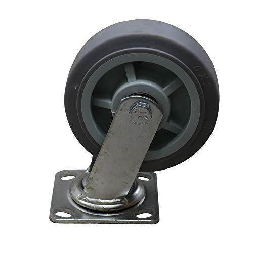 "Sospensione HoverKart per Hoverboard Swegway Self Balance Scooter 6.5 \"", 8\"", 10 \""& ALL TERRAIN (RUOTA ANTERIORE)"