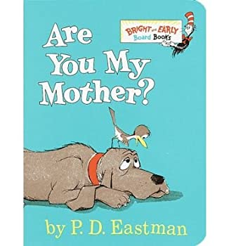 Hardcover are you my mother? Book