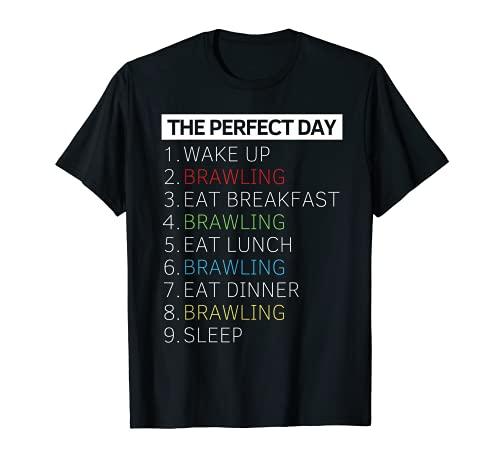 El día perfecto para el regalo de Brawl Brawl Showdown Stars Camiseta