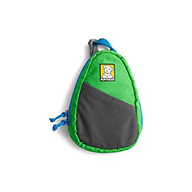 RUFFWEAR - Stash Bag Pickup Bag Dispenser for Dog Owners (Meadow Green)