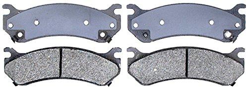 ACDelco Silver 14D785CH Ceramic Disc Brake Pad Set
