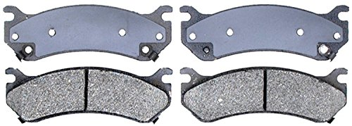ACDelco 14D785CH Advantage Ceramic Disc Brake Pad Set with Hardware