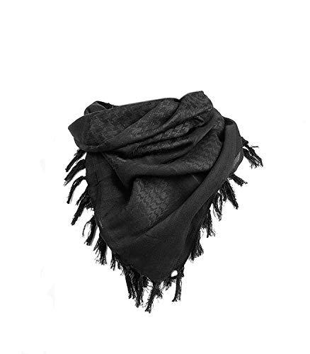 XLYSCARF Moderne minimalistische mannen en vrouwen warm en koud aanvoelend Arabisch knit lattice driehoek sjaal