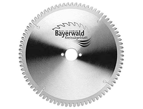 Bayerwald - HM Kreissägeblatt - 250 x 2.8/2 x 30 | Zahnform: TF neg. (68 Zähne) | Für alle NE-Metalle sowie Kunststoffe | Für Mafell ERIKA 85 Ec