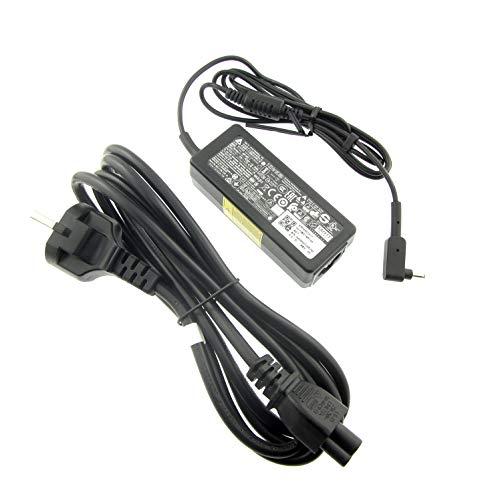 Acer Original Netzteil/Ladegerät 19V / 2,37A / 45W mit Netzkabel EU Aspire Switch Alpha 12 SA5-271 Serie