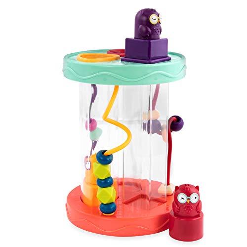 B. Toys – Hooty-Hoo Owl – Clasificador de Formas con Sonidos y...