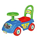 Color Tree Ride on Toys Toddler Push Car Roller Scooter for 2 Years Old Baby Girls Boys Walking Buddy,Blue