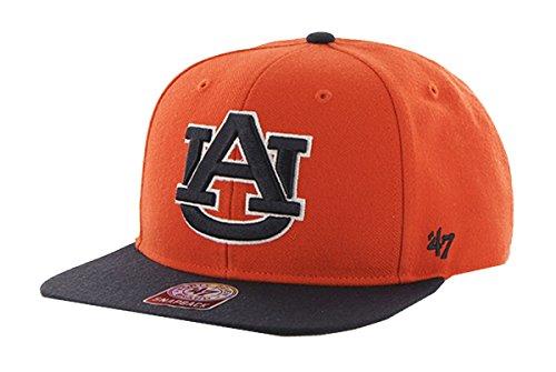 '47 Brand Auburn Tigers Sure Shot Captain Bonnet en laine