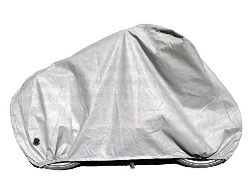 Car-e-Cover Fahrradabdeckplane Fahrradabdeckung Fahrradgarage 100% wasserdicht für 26