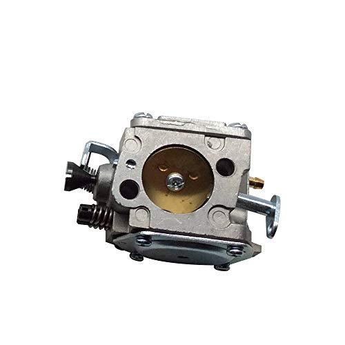 shamofeng Carburador para Filtro de Aire de Combustible para Motosierra Husqvarna 268 266 272 XP