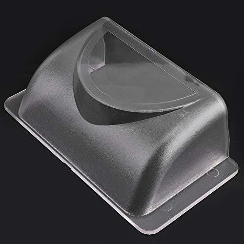 Wasserdichte Abdeckung zur Steuerung von Zugriffen, RFID-Kunststoff, wasserdicht, Regenschutz, Schutzhülle für Keypad