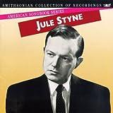 album cover: Jule Styne Smithsonian American Songbook Series