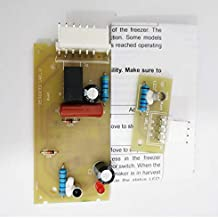 4389102 Refrigerator Ice Maker Emitter Control Board Replacement Part Fits for compatible W10193666 ADC9102 W10757851 AP3137510 W10290817 PS557945 AP5956767