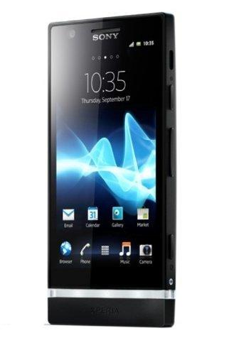 Sony Xperia P 4' SIM singola 1GB 16GB 1305mAh Nero