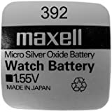 PILAS BOTON MAXELL SR0041W M030 392 1,55V