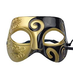 Top 10 Best Masquerade Masks For Men Reviews 2020
