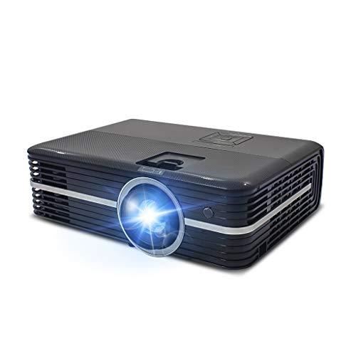 HDDFG Proyector UHD588 4K 3840 * 2160P DMD 0,47