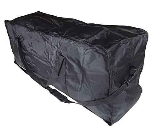 FabaCare Tragetasche 438452 geeignet für Rollator Quava, Tasche zum Transport von Rollatoren, Transporttasche