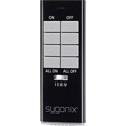 sygonix RS2W Funk Fernbedienung Reichweite max. (im Freifeld) 150 m