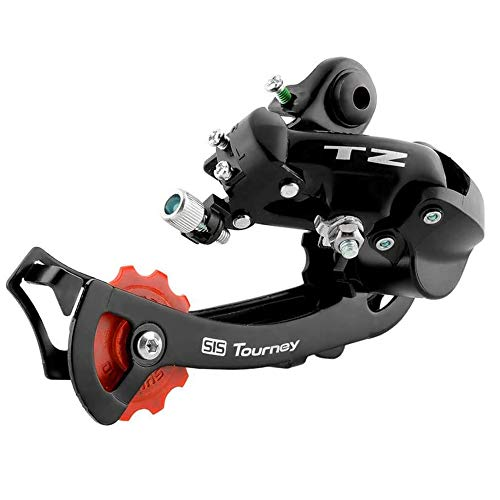LQKYWNA TZ50 6/7 Speed Mountain Bike Rear Derailleur Direct Mount MTB Transmission