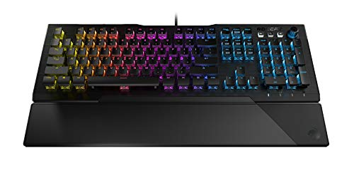 ROCCAT Vulcan 121 AIMO RGB Mechanical Gaming Keyboard - Brown Switches