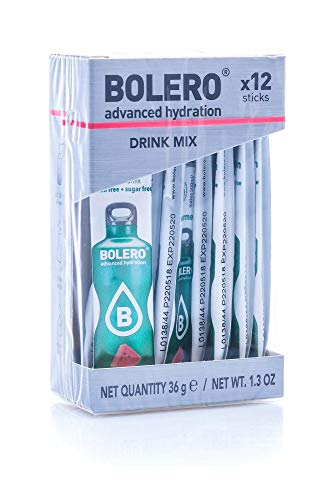 Bolero Sticks (12x3g) 12 Unidades 36 g