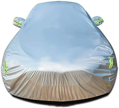 Zfggd Cubre completo de coche compatible con For NISSAN 350Z protección for cualquier estación automática del protector impermeable completo las cubiertas exteriores de automóviles Sun refugios Protec